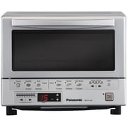 Panasonic® 1300W Flash Xpress Toaster Oven With Double Infrared Heating, Silver