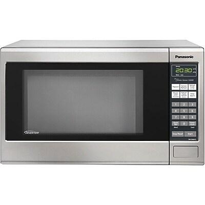 Panasonic® 1.2 cu. ft. Refurbished Genius Countertop/Built-in Microwave Oven
