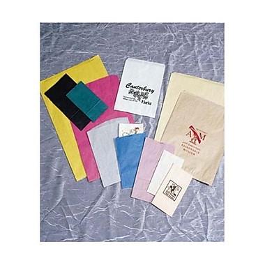 Sacs de marchandise en papier, 8 1/2 x 11 po, blanc, 1000/paquet