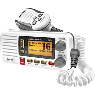 Uniden® UM415 Marine Radio, 25 W