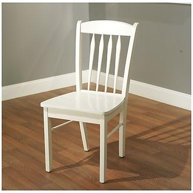 TMS Savannah Rubberwood Side Chairs