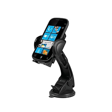 Macally Suction Cup Mount For Smartphones, iPhone, iPod, MP4 And GPS