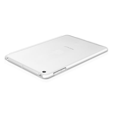 Macally SMateMiniC Polycarbonate Protective Case for Apple iPad Mini, Clear