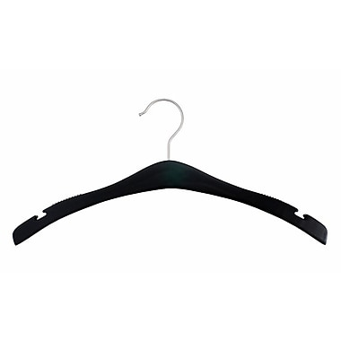 Wood Signature Top Hanger, Low Gloss Black, 17