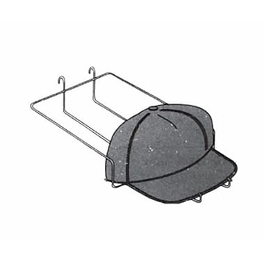 Slatwall Hat/Cap Dispenser, Black
