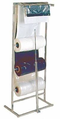 Three Roll Poly Bag Dispenser