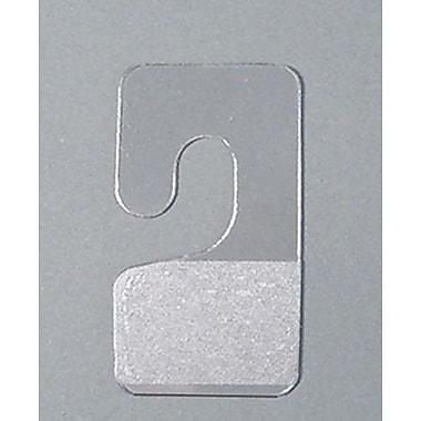 Pressure Sensitive Package Hangers, 500/Pack