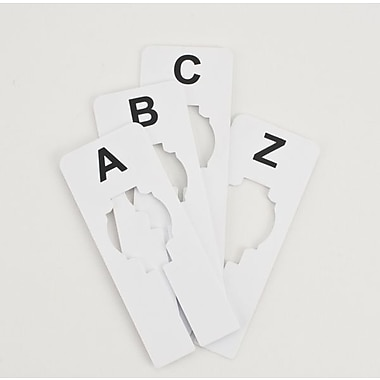 A-Z Universal Size Divider, White
