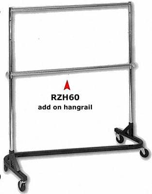 Add On Hangrail For Z101, Chrome