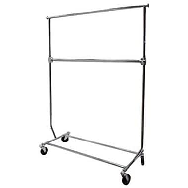 Add On Bar For RCS1 Collapsible Rack, Chrome