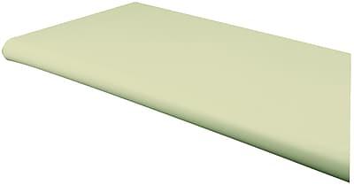 Econoco DA248/AL Duron Polystyrene Bullnose Shelf, Open Bottom, 13