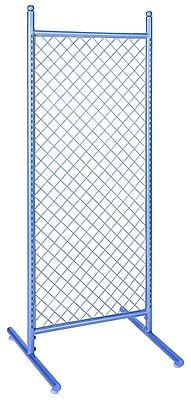 """Econoco ChainLinx™ 62""""H x 24 3/4""""W Freestanding Tower With T-Legs"""