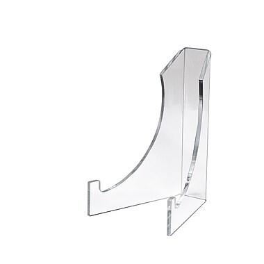 Econoco FF/E3013 Acrylic Countertop Display Easel, 8