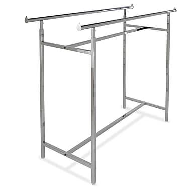 Econoco K40 Adjustable Double Bar Rack, 60