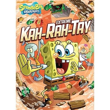 Spongebob Squarepants: Extreme Kah-Rah-Tay (DVD)