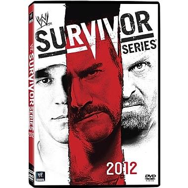 Wwe 2012 - Survivor Series - Indianapolis, In - November 18, 2012 Ppv (DVD)