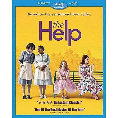 The Help (BRD + DVD)
