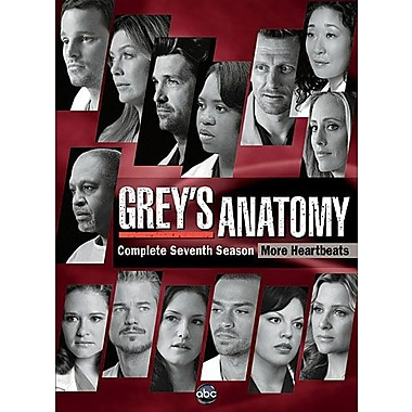 Greys Anatomy: The Complete Seventh Season (DVD)