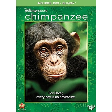 Disneynation: Chimpanzee (DVD + BRD)