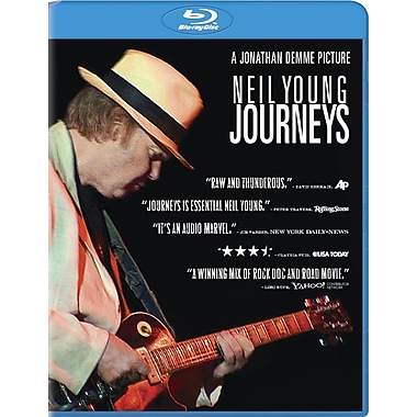 Neil Young Journeys (DISQUE BLU-RAY)