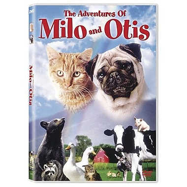 The Adventures Of Milo And Otis (DVD)