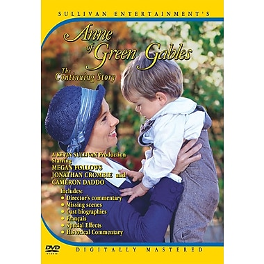 Anne Of Green Gables: Continuing Story (DVD)