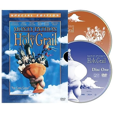Monty Python And The Holy Grail (DVD)