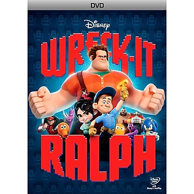 Wreck It Ralph (DVD) 2013