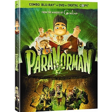 Paranorman (BRD + DVD + Digital Copy)