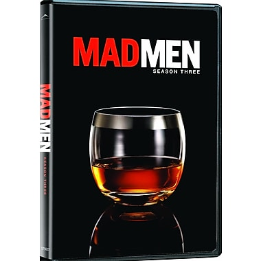 Mad Men: Season 3 (DVD)
