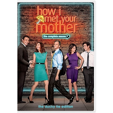 How I Met Your Mother: The Complete Season 7 (DVD)
