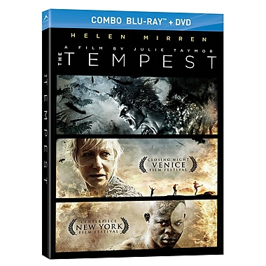 The Tempest (BRD + DVD)