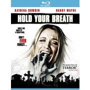 Hold Your Breath (DISQUE BLU-RAY)