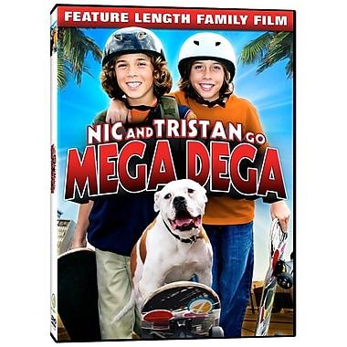 Nic & Tristan Go Mega Dega (DVD)