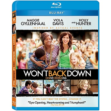 Won't Back Down (DISQUE BLU-RAY)