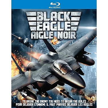 Black Eagle (BLU-RAY DISC)