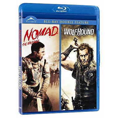 Nomad: The Warrior Wolfhound (DISQUE BLU-RAY)