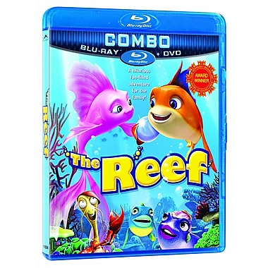 The Reef (BRD + DVD)