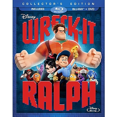Wreck It Ralph (BRD + DVD)
