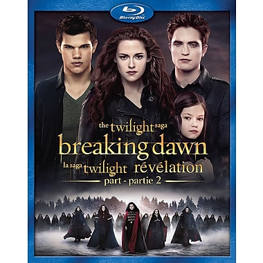 Twilight Saga: Breaking Dawn Part 2 (BLU-RAY DISC)