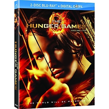 The Hunger Games (BRD + Digital Copy)