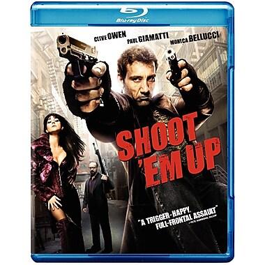 Shoot 'Em Up (BLU-RAY DISC)