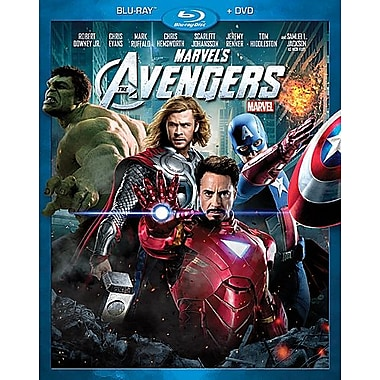 Marvel'S The Avengers (BRD + DVD)