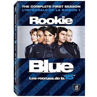 Rookie Blue: Season 1 (DVD)