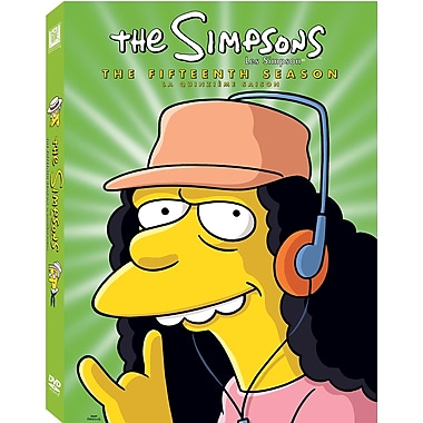 The Simpsons: Season 15 (DVD)