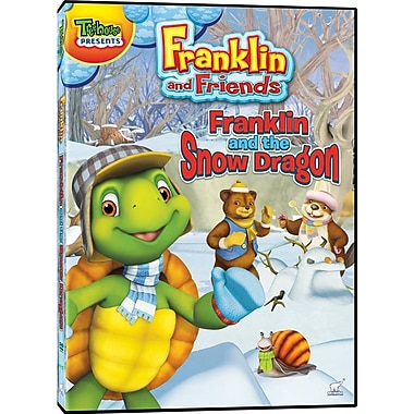 Franklin And Friends: Franklin And The Snow Dragon (DVD)