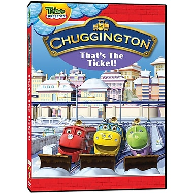Chuggington - That'S The Ticket (DVD)