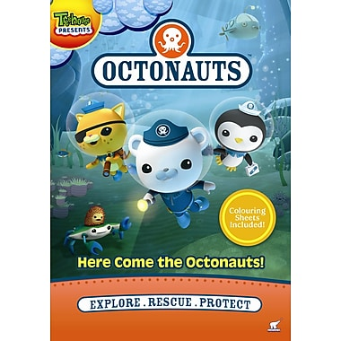 Octonauts: Here Come The Octonauts! (DVD)