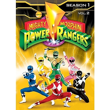 Mighty Morphin Power Rangers - Season 1 - Volume 2 (DVD)
