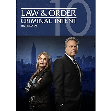 Law & Order: Criminal Intent Final Year (DVD)